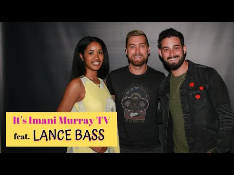 Lance Bass Talks NSYNC Tour, Surrogacy + MORE! | It's Imani Murray Mp3