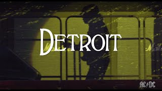 AC/DC -  Detroit - Let There Be Rock