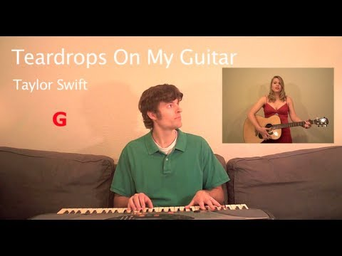 4 Chords, 34 Songs on Piano