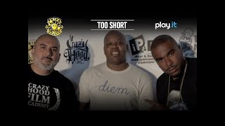 DRINK CHAMPS: Episode 9 w/ Too $hort | Talks Bay Area Beginnings, Pimp Culture + more