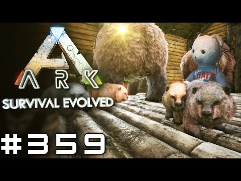 ARK #359 DIREBEAR Kindergarten! (ARK Deutsch/German/240.6)