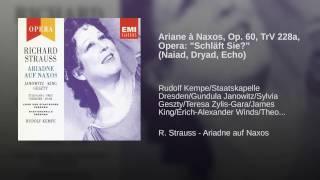 Ariadne auf Naxos (1992 Remastered Version) , Oper: Schläft sie? (Najade/Dryade/Echo)