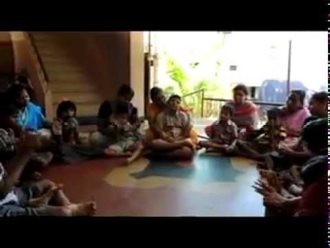 group activity @ school  level I & II children xvid