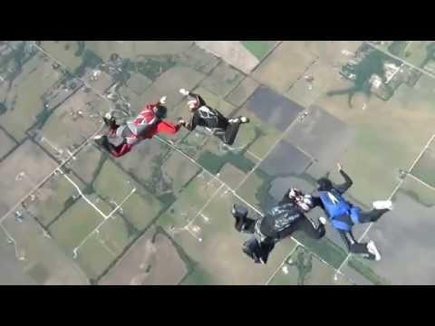 2015 Dallas Super Cup jump #7, dive flow -  6 H L