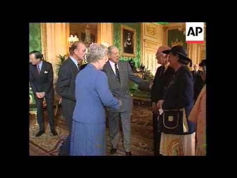UK - Woman awarded OBE