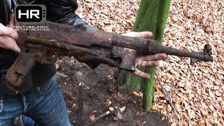 Hidden treasures of WWII  - Eastern Front Relic Hunting & Metal Detecting Episode 9 HD
