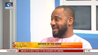 Sunrise Artist Of The Week - Yul Edoche
