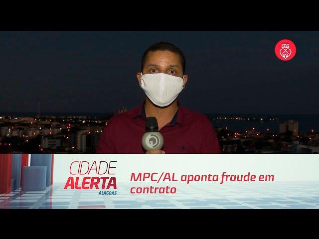 MPC/AL aponta fraude em contrato do hospital de campanha de Girau do Ponciano