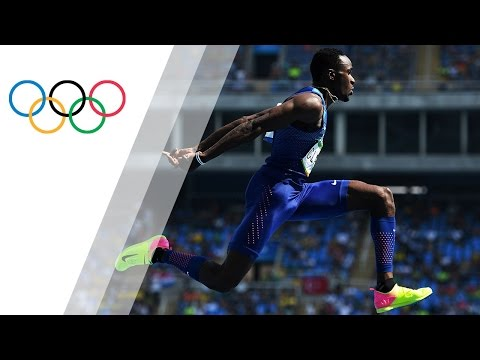 Rio Replay: Men's Triple Jump Final