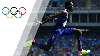 Rio Replay Men's Triple Jump Final