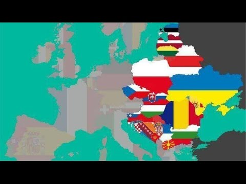 Intermarium - The coming Eastern European Union