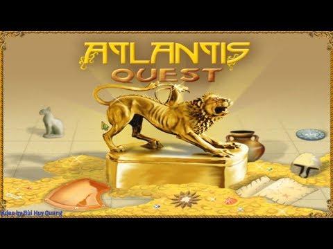 Atlantis Quest Gameplay Part 1 - Greece