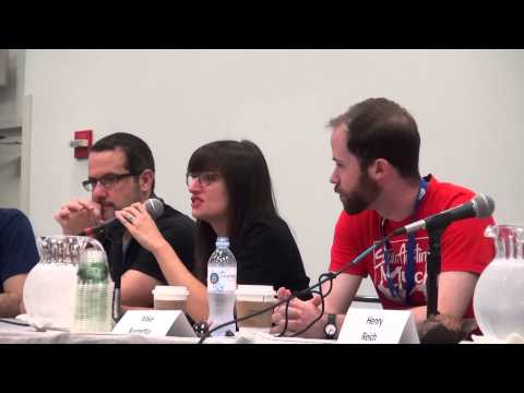 Vidcon 2014 Panel: Making People Smarter Through Online Video