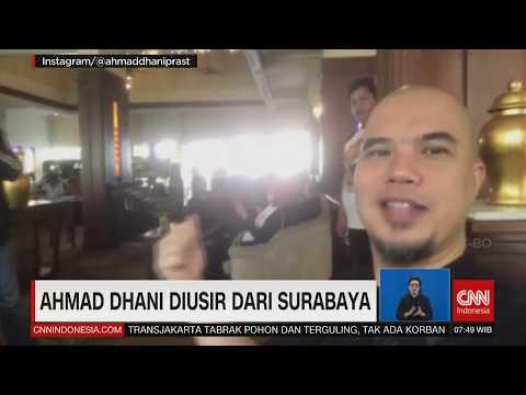 Ahmad Dhani Diusir dari Surabaya, Neno Warisman Dipulangkan dari Pekanbaru