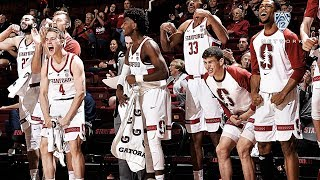 Recap KZ Okpala Cormac Ryan guide Stanford mens basketball to victory over Seattle