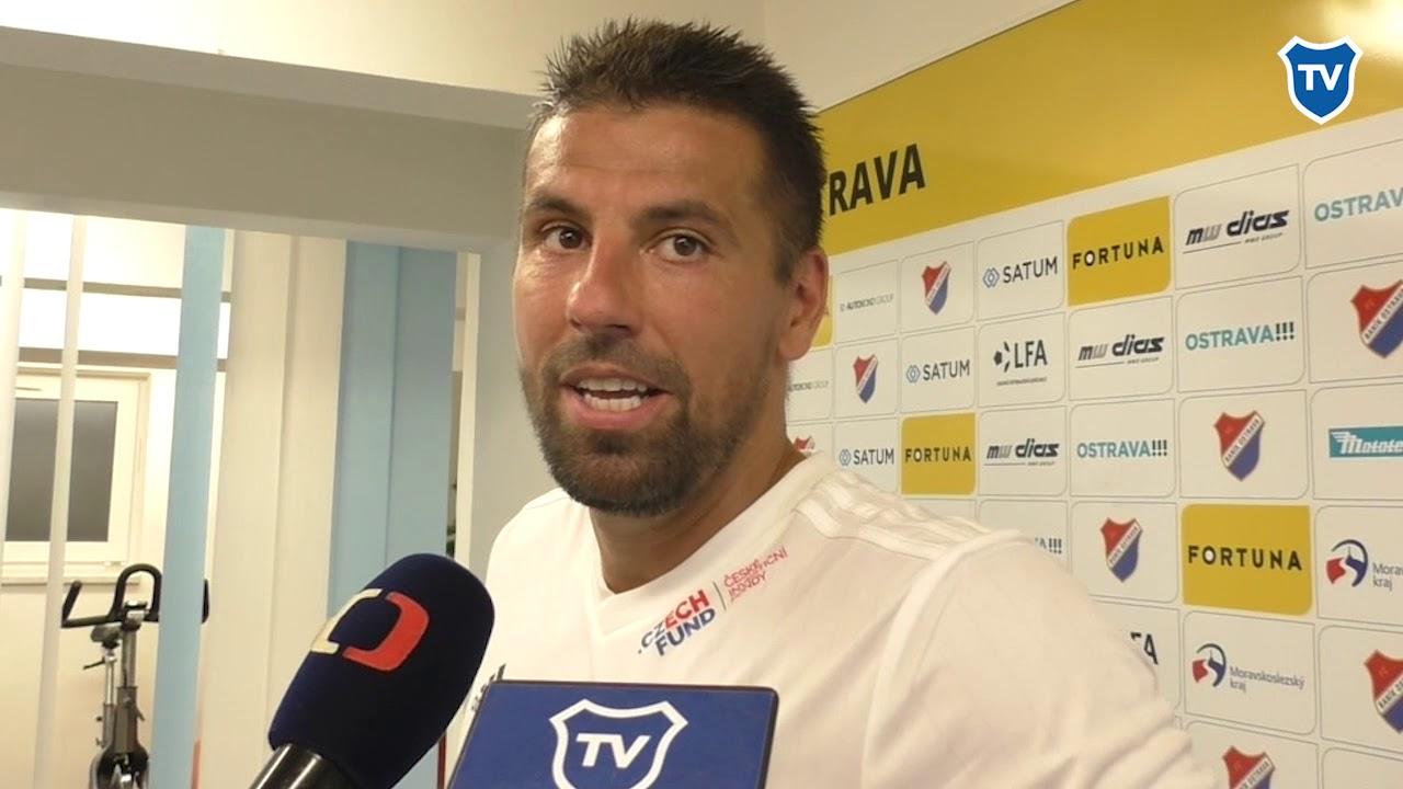 OHLASY / Milan Baroš po Plzni (0:0)