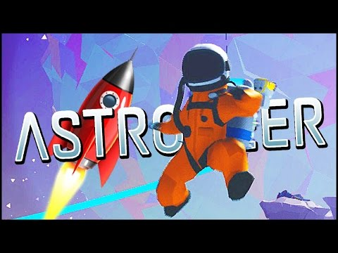 FLY ME TO THE MOON! | Astroneer Gameplay Highlights