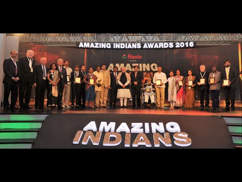 Amazing Indians Awards 2016 | Part - 1