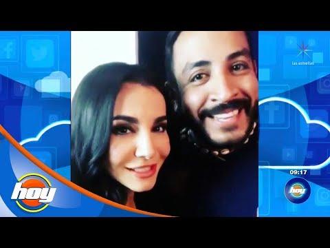 ¡Renata y Ulises de 'Amar te duele' se reencuentran después de 20 años! | La Nube | Hoy