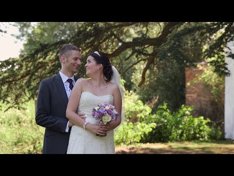 Kate & Colin: Somerford Hall wedding