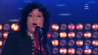 Rosana - El cielo que me das - Feliz 2017 tve La 1 HD