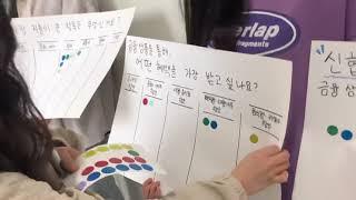 춘천신협 20대 금융상품 추천을 위한 업혀봄내팀의 앙케…