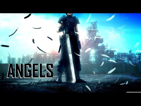 Final Fantasy 7 - Angels AMV ( Anime Music Video )