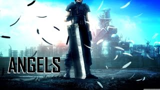 Final Fantasy 7 - Angels AMV ( Anime Music Video )