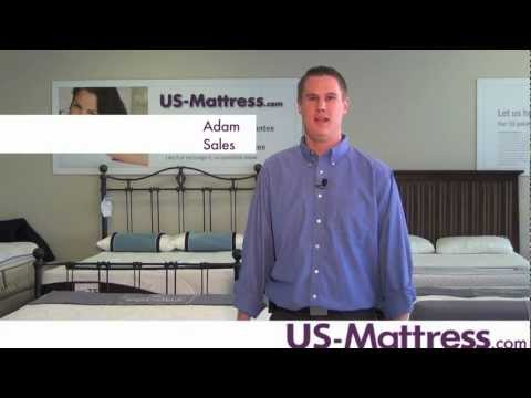 What is the difference between a King size and a California King size mattress?