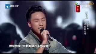 陈乐基   月半小夜曲 中国好声音第三季 20140801 Live mqms
