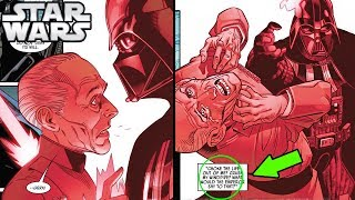How Tarkin Had FULL Control over Darth Vader (CANON) - Star Wars Explained
