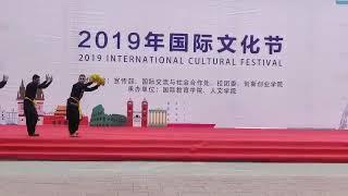 2019 international cultural festival lanzhou university China