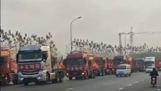 焦点对话:卡车司机罢工 中国当局为何沉默? thumbnail