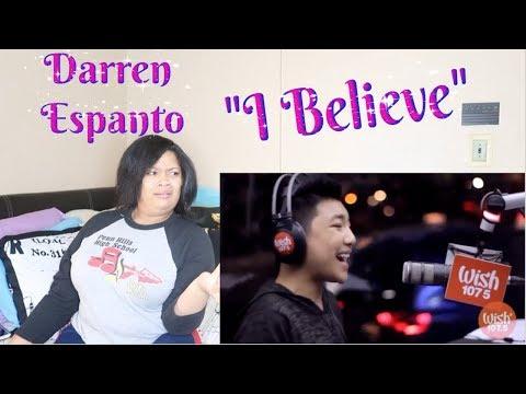"""Darren Espanto-""""I Believe""""Reaction{Wish 1075}*Whaaaaattttt😮*"""