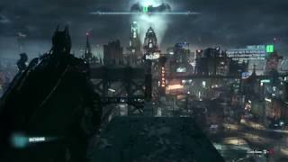 Batman Arkham Knight new game+ Part 3