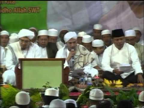 Lagu Qasidah hadrah oleh Habib Bagir Al HAbsyi - Sampai Kapan