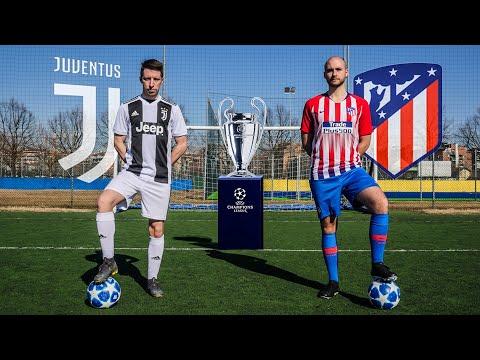 CR7 VS GRIEZMANN | FREE KICKS Juventus VS Atletico Madrid