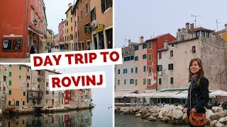 10 things to do in Rovinj, Croatia Travel Guide | Rovigno Day Trip from Pula
