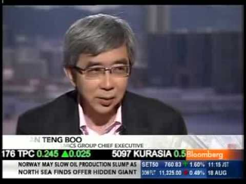 Watch Capital Dynamics MD, Mr. Tan Teng Boo on Bloomberg - 18 August 2011