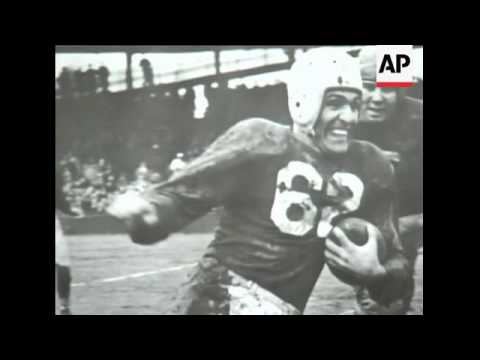 86-year old Charley Trippi was a star rookie on the last Cardinals