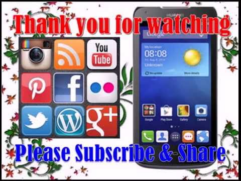 Huawei Ascend Y540 Network Videos - Waoweo
