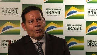 Brasil: sin sentido acción militar de EEUU en Venezuela