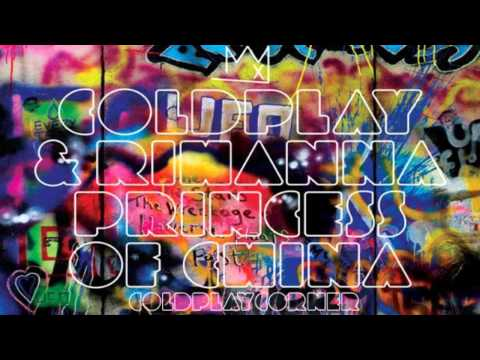 Download Mp3 Coldplay & Rihanna - Princess Of China (Radio Edit) Sample di ZingLagu.Com