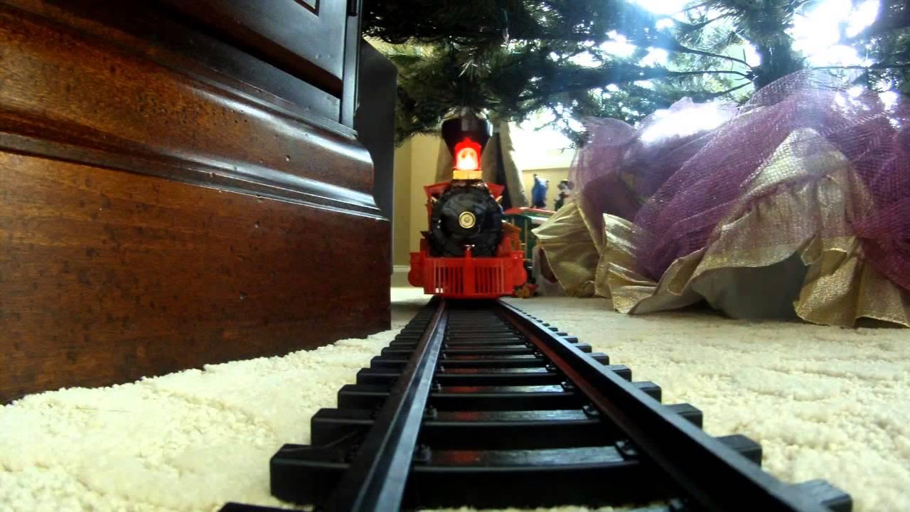 Train Set Christmas