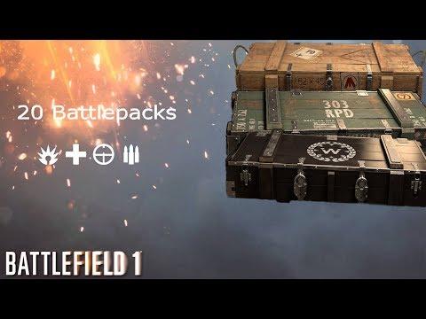 20 Battlepack Opening.... |
