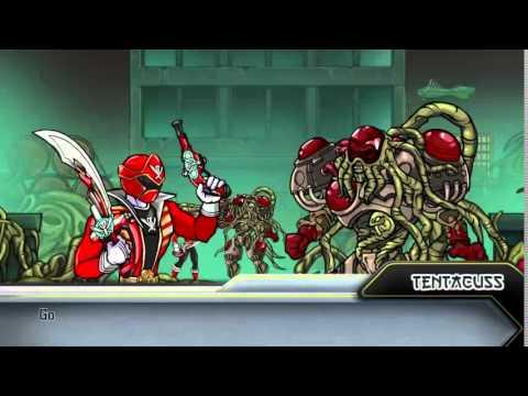 Мультфильм Могучие рейнджеры смотреть онлайн бесплатно