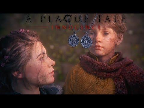 СТРИМ ► A Plague Tale: Innocence #1