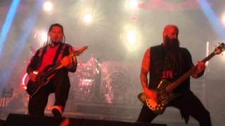 "Five Finger Death Punch - "" Jekyll and Hyde "" Live Premiere at Rupp Arena Lexington, Ky 9/4/15"
