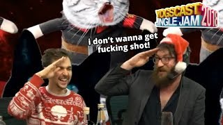 JINGLE CATS BUT TOM GETS PEER PRESSURED ~ DAY 1 [JINGLE JAM 2018 STREAM HIGHLIGHTS]