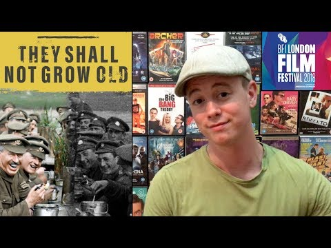 They Shall Not Grow Old - Film Review (London Film Festival 2018)